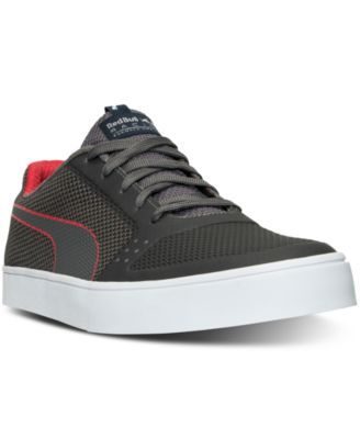 PUMA Men's Red Bull Racing Wings Vulc Sneaker