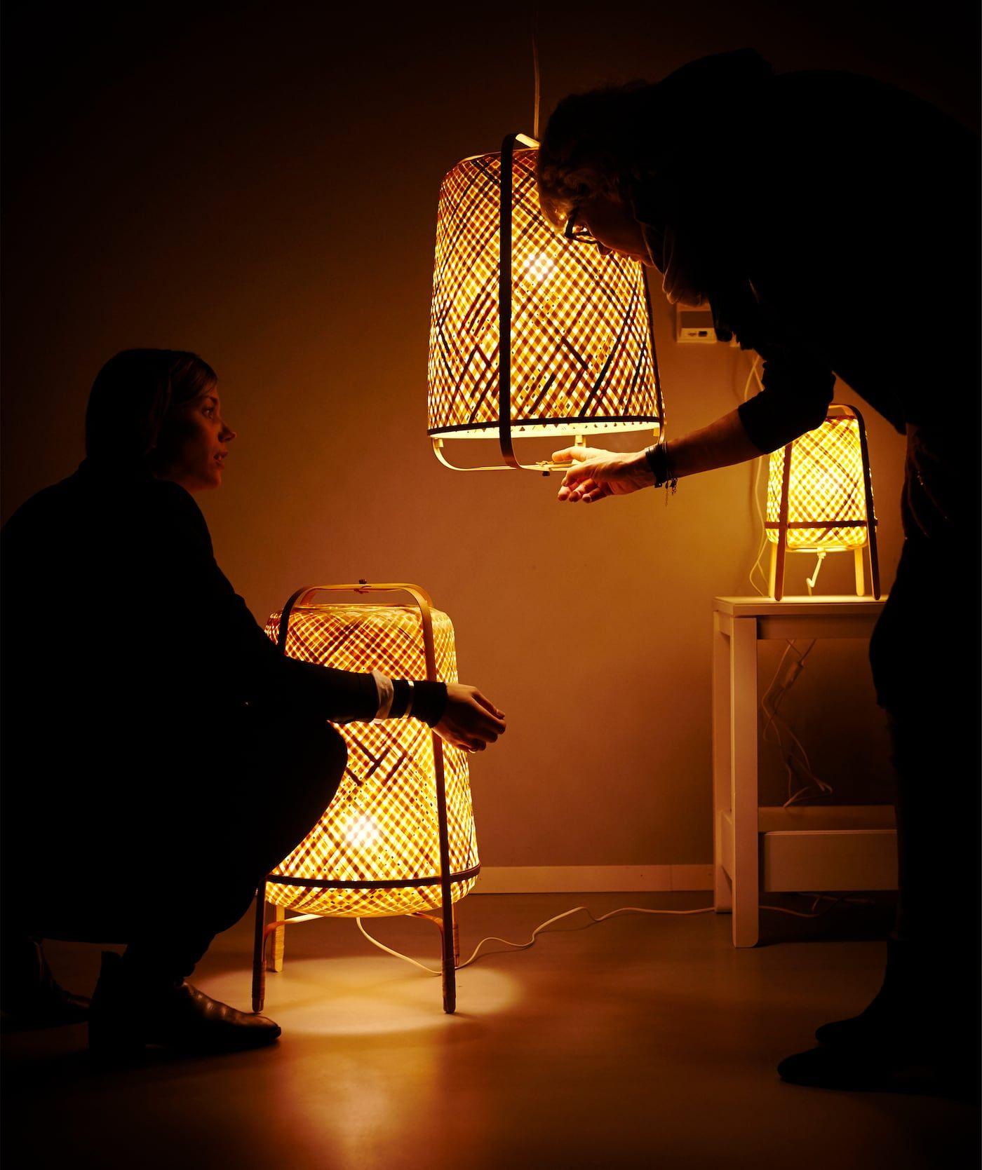 Le nuove lampade KNIXHULT | Ikea floor lamp, Ikea lighting ...