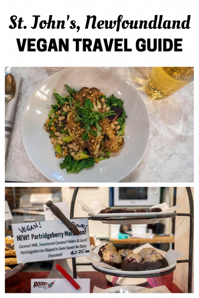 Vegan Restaurants In St John S Nl Vegan Travel Guide Foodie Travel Vegan Travel Vegetarian Travel