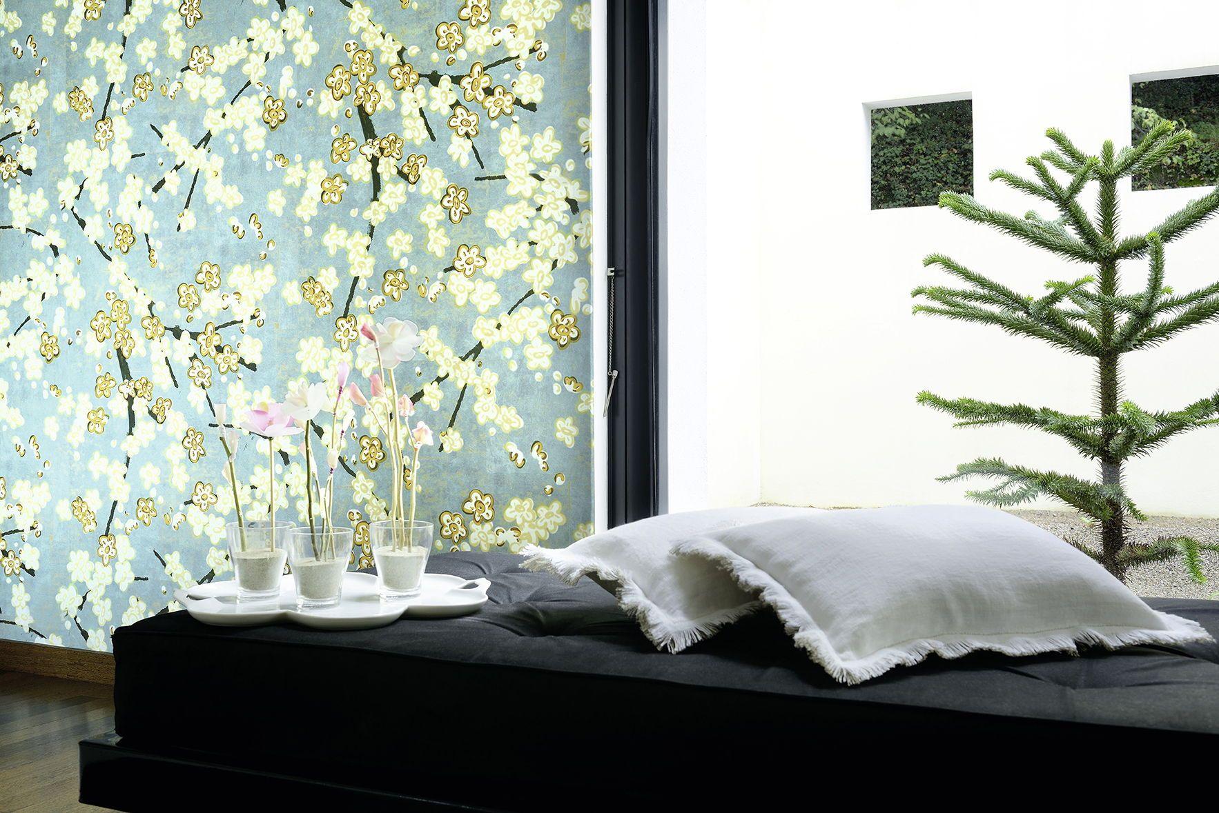 . Elitis Miroirs de l ame Wallpaper   Designer Wallpapers 2019