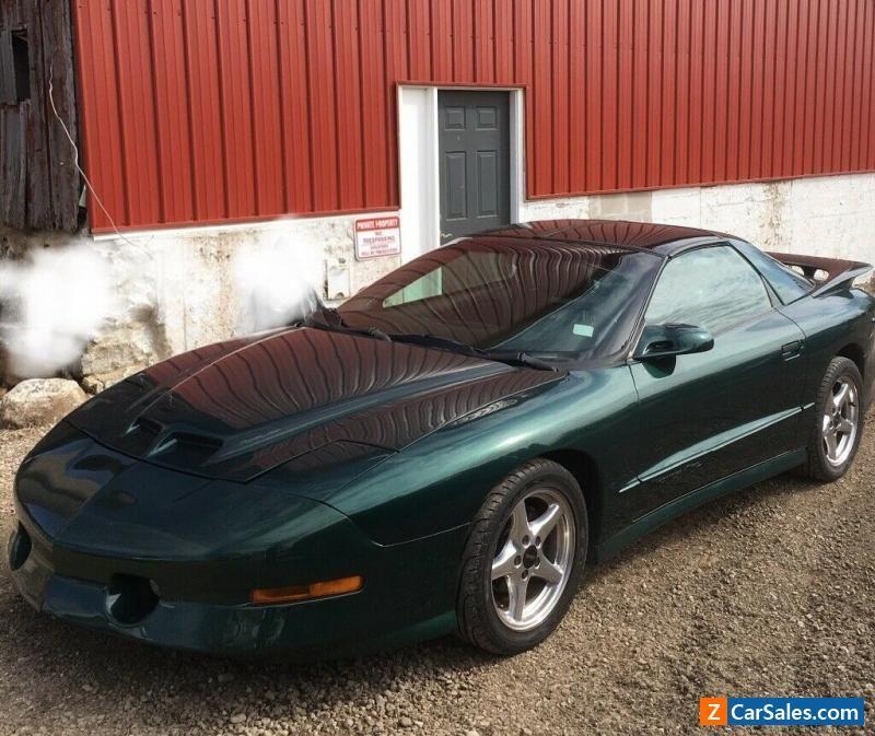 Bmw E46 M3 For Sale Florida: 1997 Pontiac Trans Am WS6 #pontiac #transam #forsale #canada