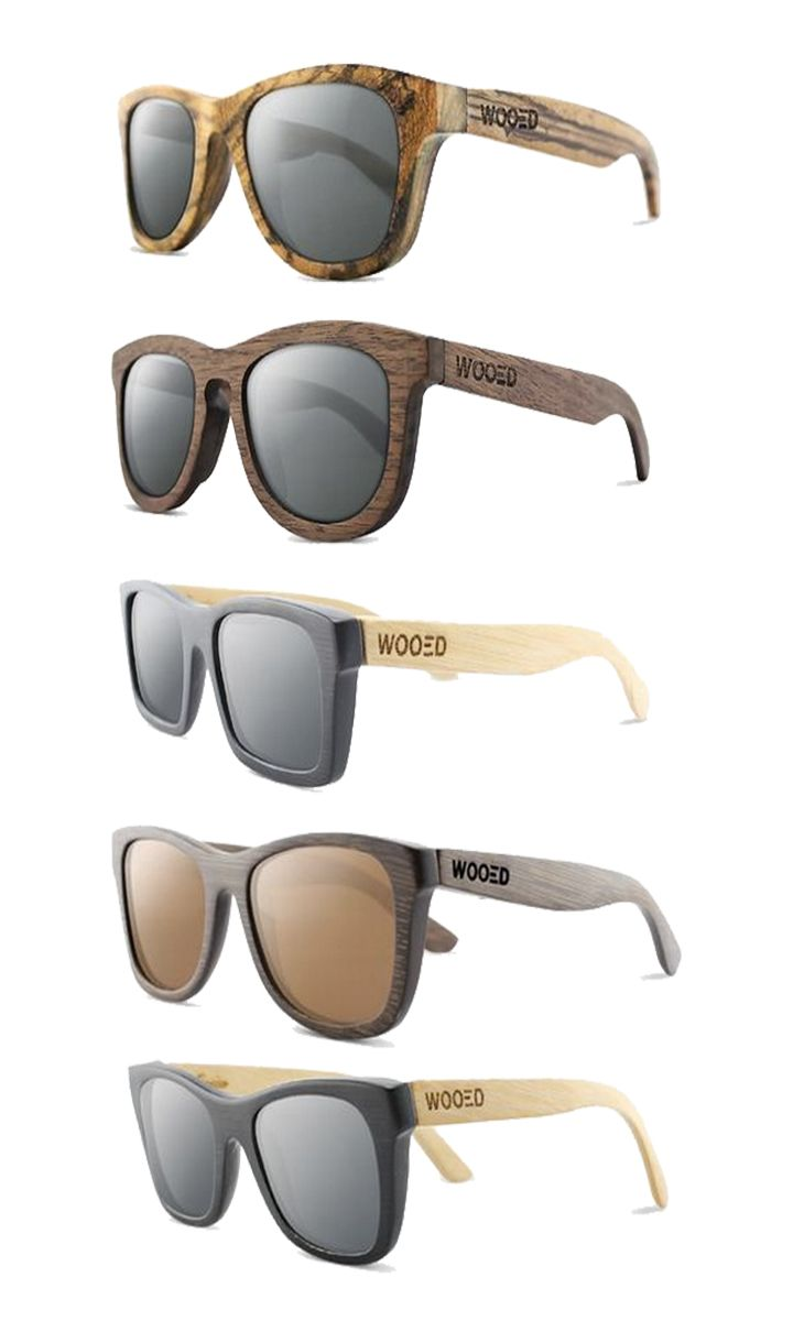 Wooed sunglasses!