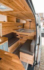 Photo of DIY Van Umbau-Tipps für #Vanlife Von CarpenterIngram – Dwell #Converters #Desig…