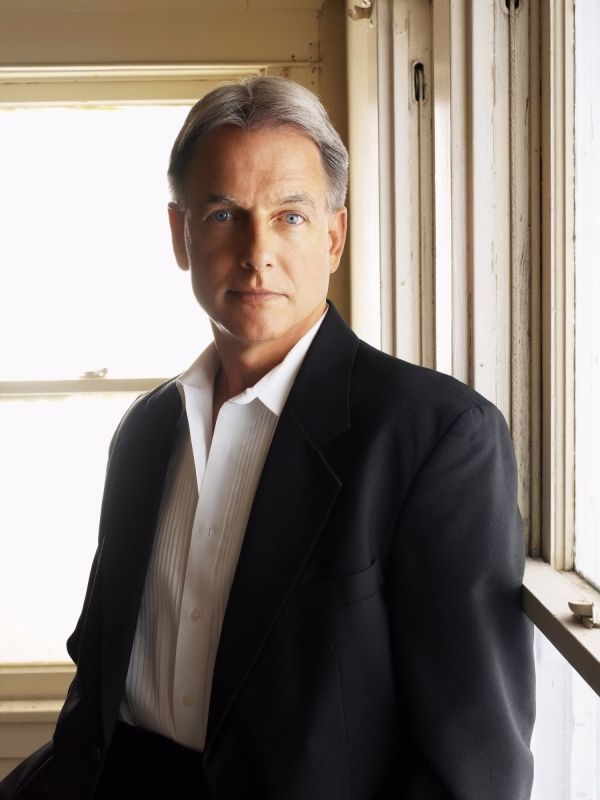 Mark Harmon.. oh yes....like a fine wine, only improves with age ...