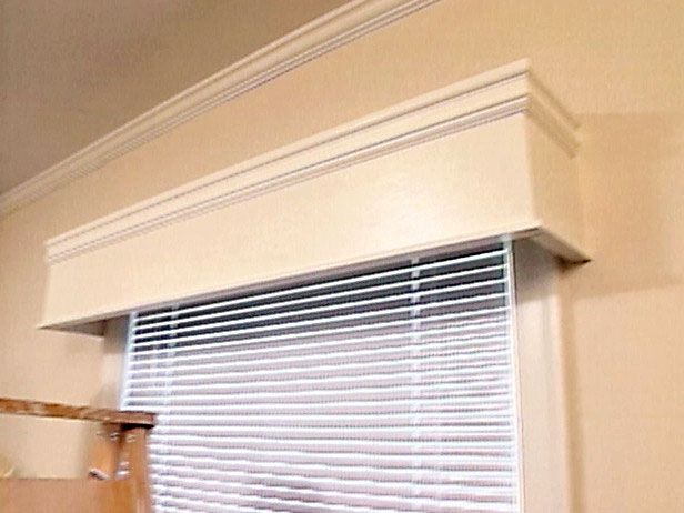 Curtains And Wood Cornices Window Cornice Tips And Guide