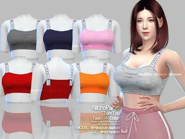 Top tommy h sport set no 2 the sims 4 download