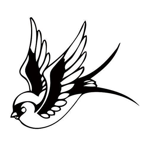 Sparrow Tattoo Meaning - Sugar Skull Tattoo