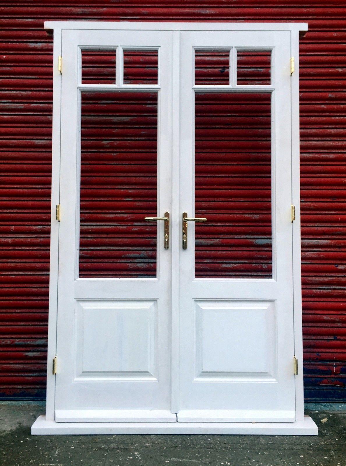 Wood French Doors Made To Measure The Best Door Of 2018