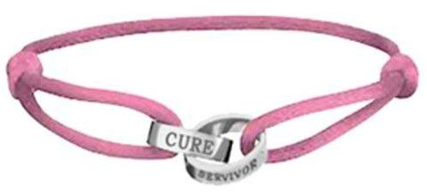 Hope for a Cure Linked Bracelet – Evolve {An Eco-Chic Boutique}