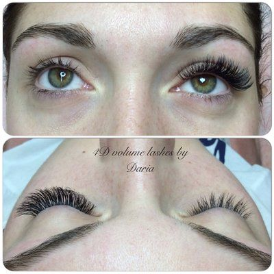 4067f2ab4dd Russian Volume Eyelash Extensions technique. Very popular lately! | Yelp
