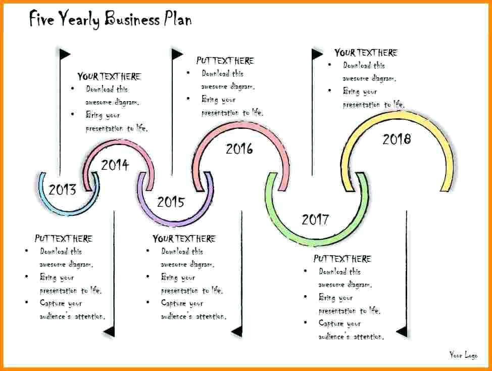 5 Year Plan Template Google Suche Words Business Plan