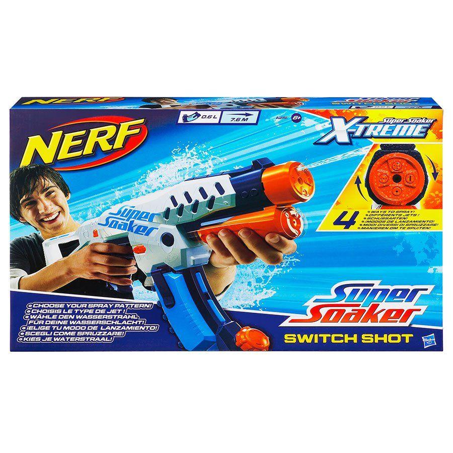 Nerf Super Soaker Switch Shot | Toys R Us Australia | Let\'s Battle ...
