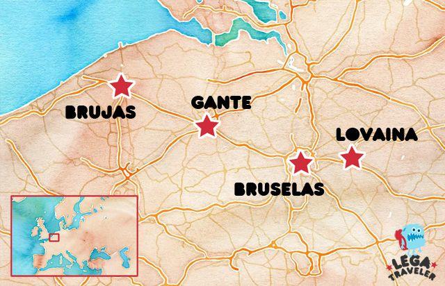 Pin En Mapas Molones De Viajes
