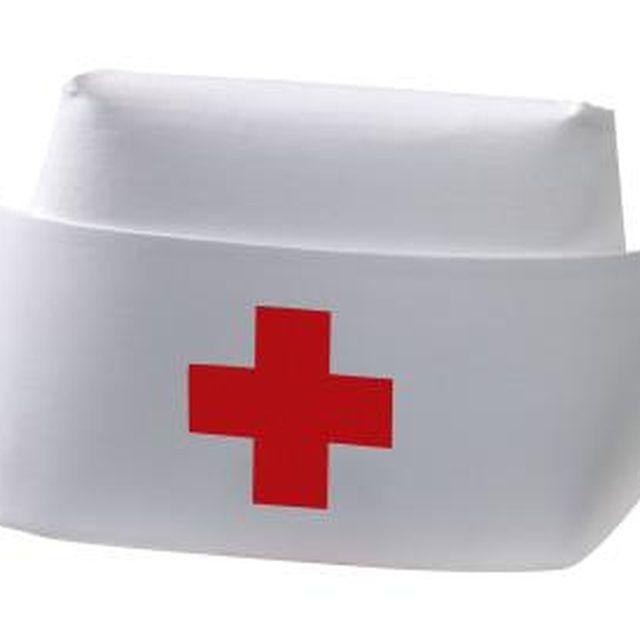 How to Make a Nurse Cap: 13 Steps (with Pictures) - wikiHow | 640x640