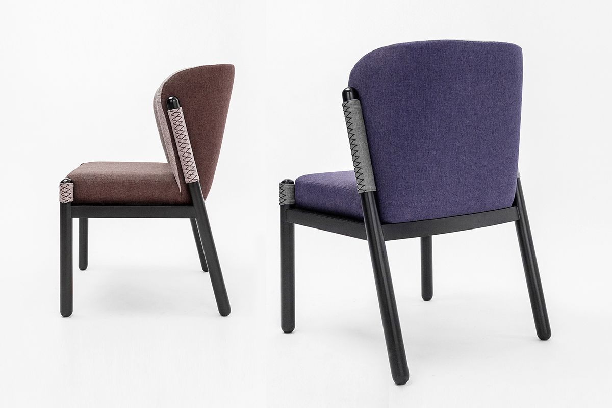 La Chaise Katana Inspiree De La Culture Japonaise Par Pavel Vetrov Blog Esprit Design Meuble Canape Mobilier De Salon Mobilier Design