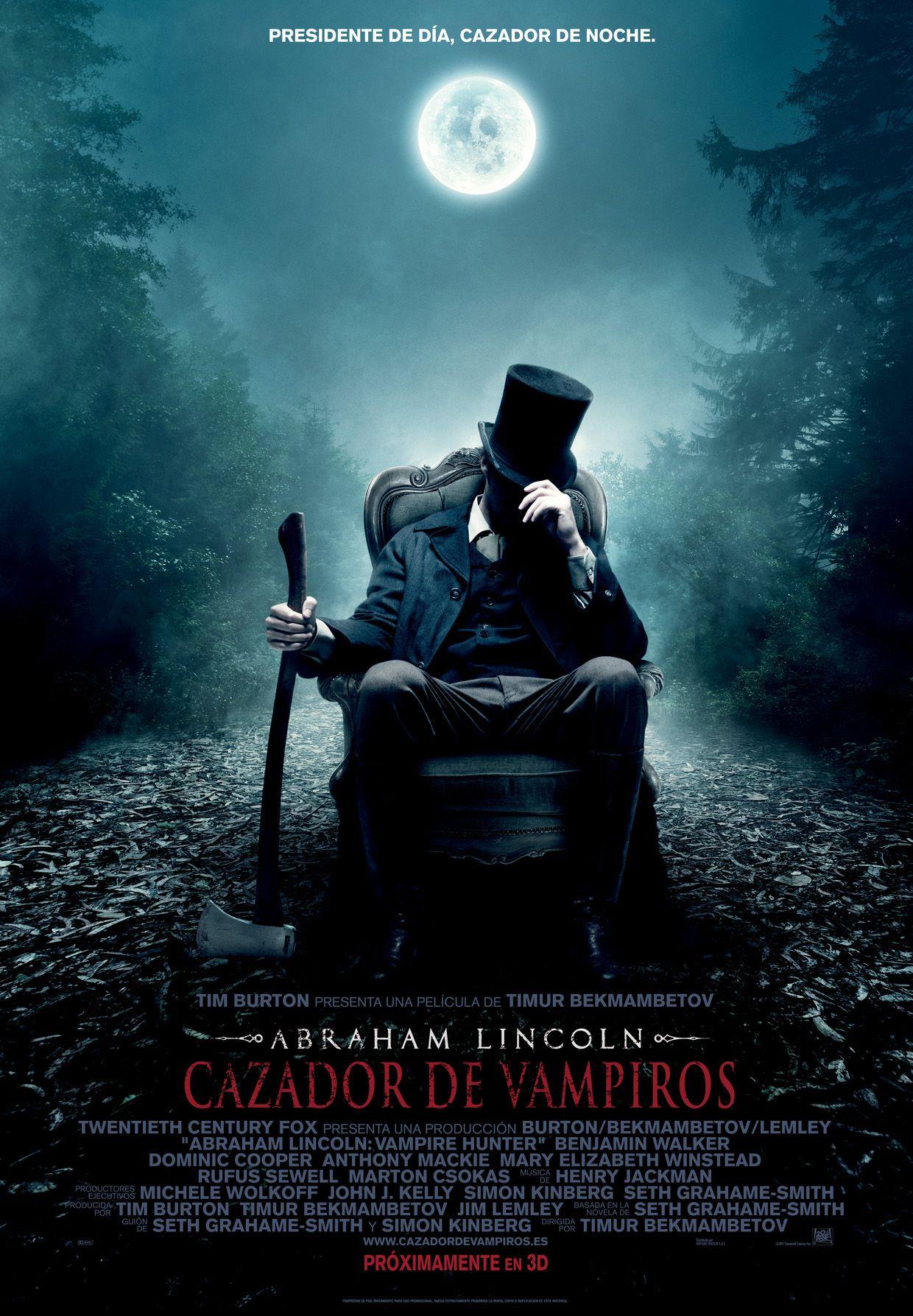 2012 - Abraham Lincoln: cazador de vampiros - Abraham Lincoln: Vampire Hunter