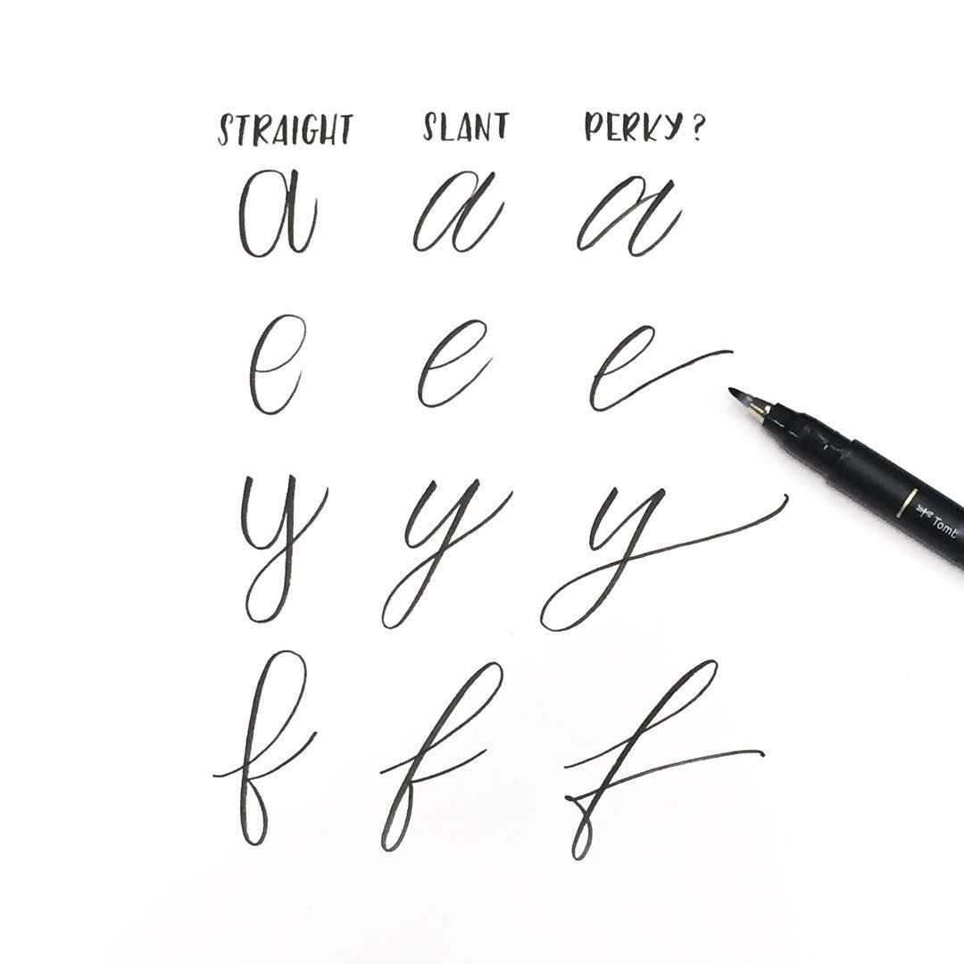 Another Instructional For All You Keen Lettering Learners