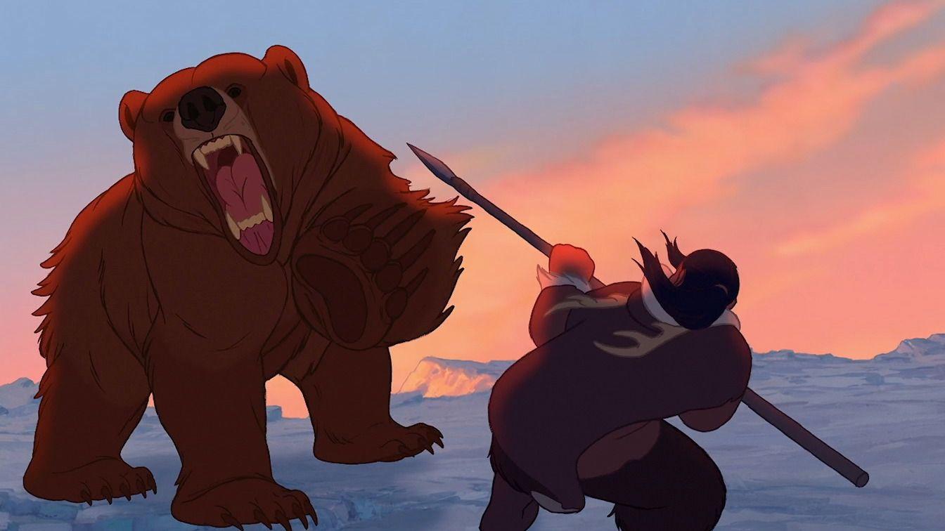 SITKA ~ Brother Bear II, 2006 | BROTHER BEAR,2003+2006 | Pinterest