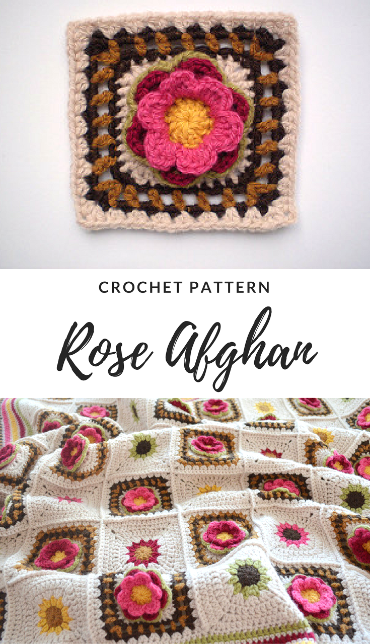 Free Crochet Pattern] Bring Summer Into Your Home With This Amazing ...