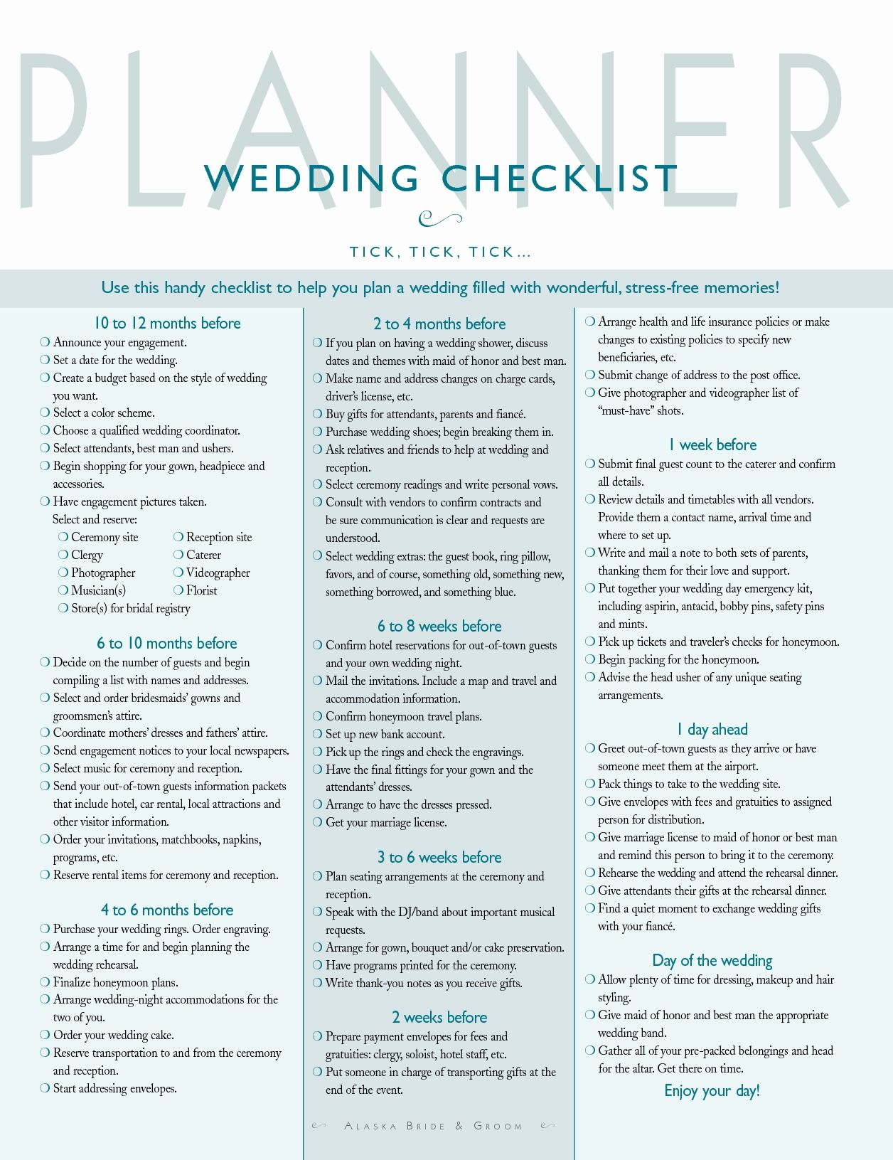 wedding venue comparison excel fresh emejing wedding reception checklist pdf styles ideas