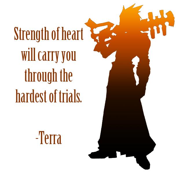 Kingdom Hearts Quotes Terra  Kingdom Hearts  Terra  Pinterest  Terra Kingdom Hearts
