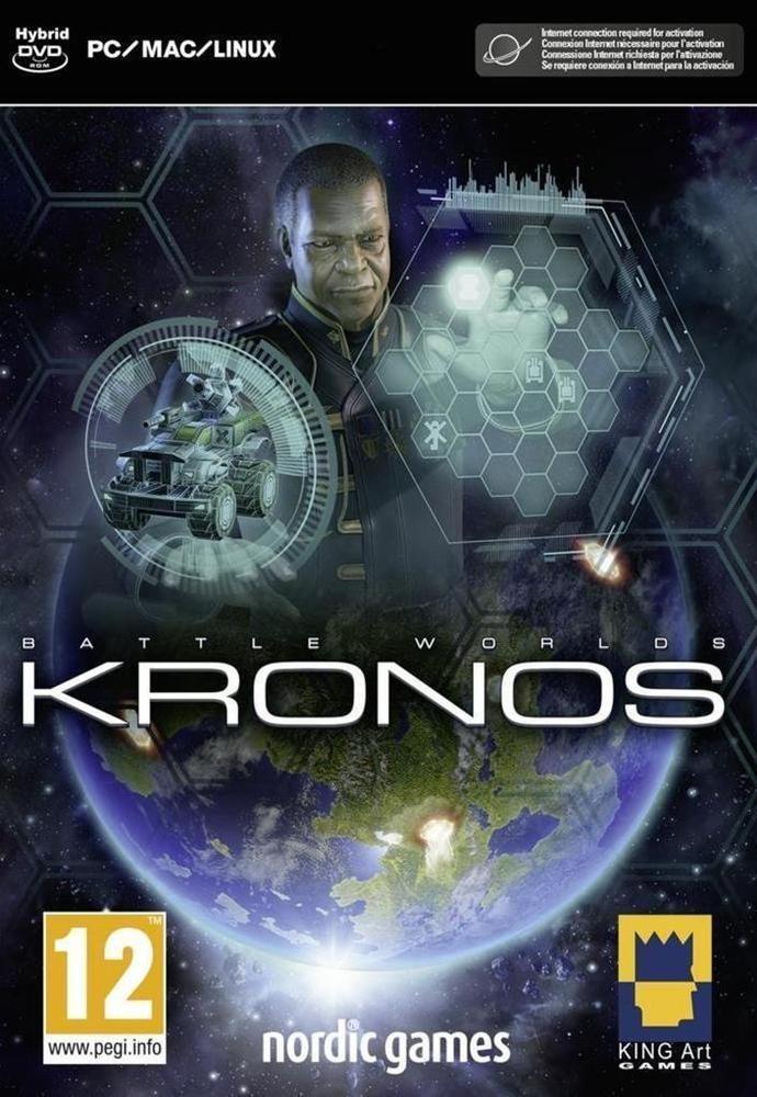 Battle Worlds: Kronos - PC / MAC / Linux - NEUF #NORDICGAMES