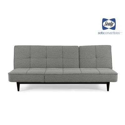 Admirable Sealy Sofa Convertibles Victor Sleeper Sofa Chaise Pabps2019 Chair Design Images Pabps2019Com