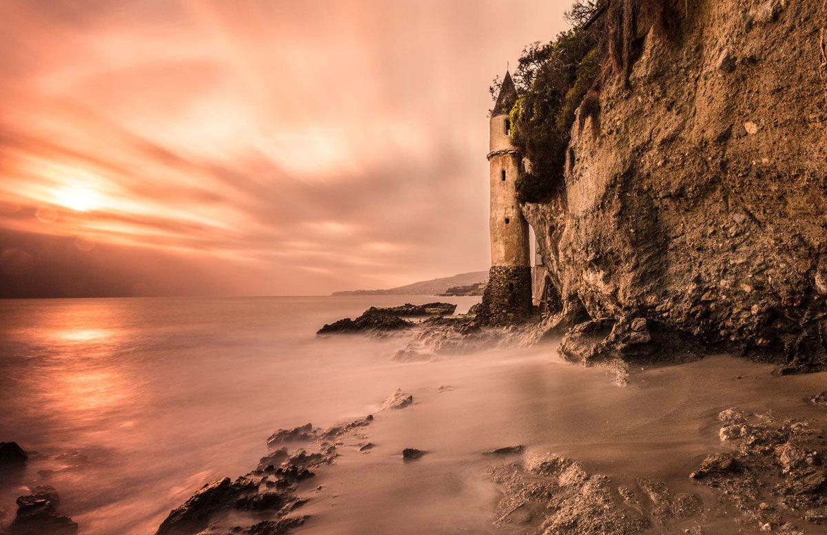 Phare de Victoria Beach, Californie
