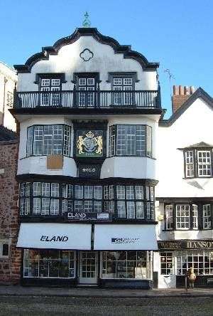 Built in England in 1596, Mol's Coffee House is a four story building with a distinctive Dutch-style gable. Mol's sits next to St Martin's Church (consecrated in 1065), and has been used for a variety of purposes during its rich history. - 3 hrs from London by train!