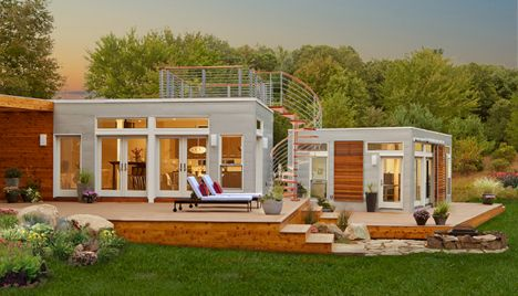40 best Off Grid Modular Homes Ideas images on Pinterest | Architecture, Modular  homes and Facades