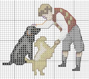 FREE charts from Cross Stitch Collection!   Cross Stitcher