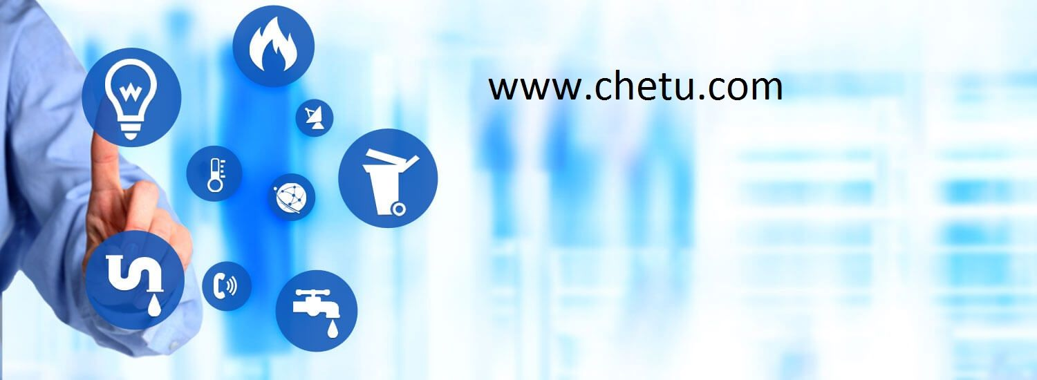 Chetu delivers Custom utilities software development solutions for water, sewer, electric, nuclear, natural gas, solar, wind, and other resources.