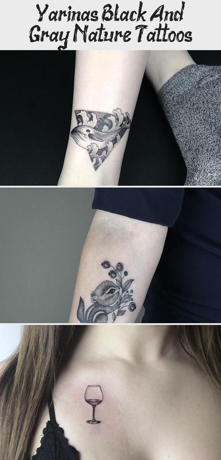 Yarinas Black and Gray Nature Tattoos #Fullblacktattoo #blacktattooHand #blackta... -  Yarinas Black and Gray Nature Tattoos #Fullblacktattoo #blacktattooHand #blacktattooDesign #blackta - #Black #blackandgraytattoos #blackta #blacktattooHand #bodyart #bodypainting #Fullblacktattoo #gray #Nature #Tattoos #Yarinas