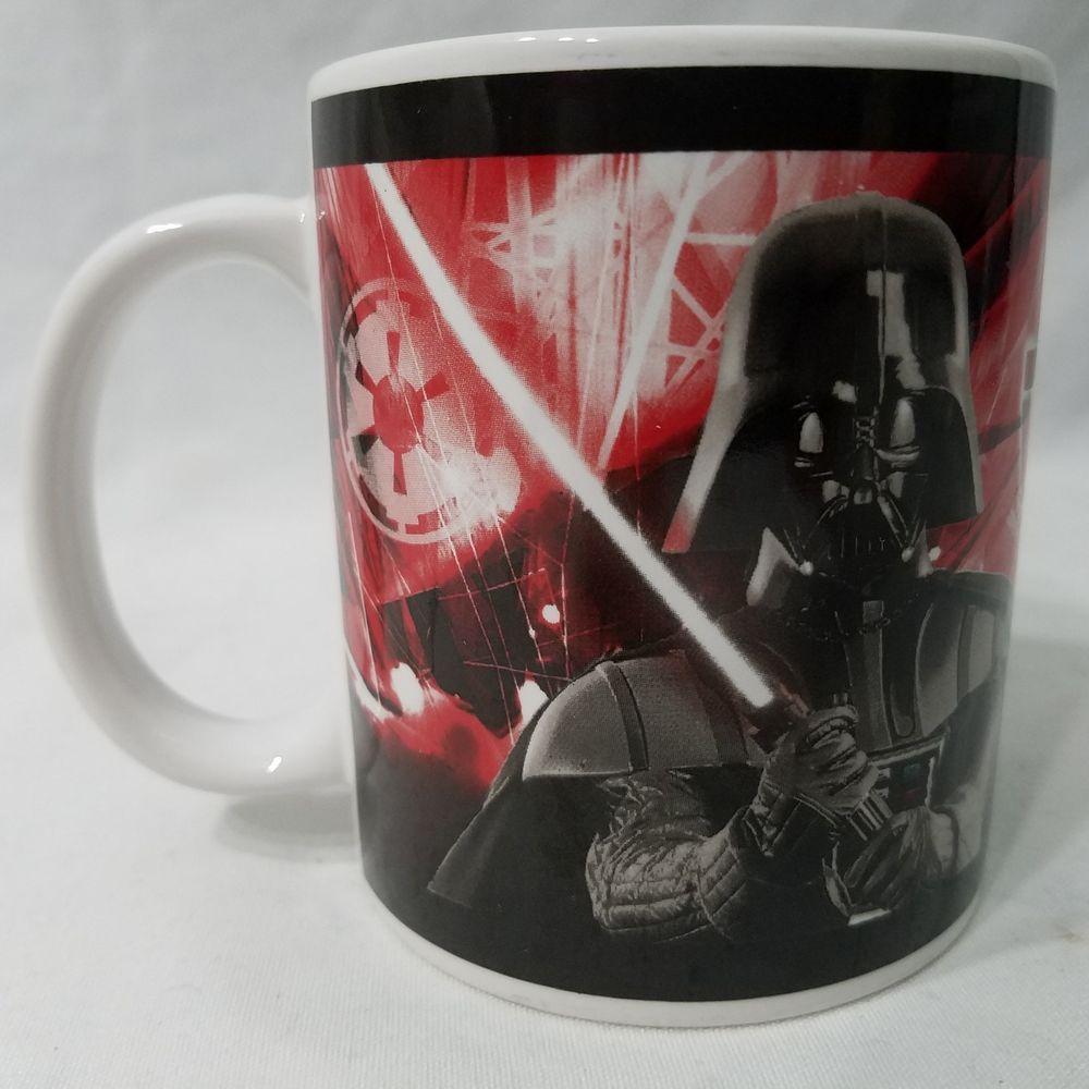 Star Wars Coffee Mug Cup Darth Vader Storm Trooper Galerie Tea Cup 10 Ounces Mugs Tea Cups Coffee Mugs