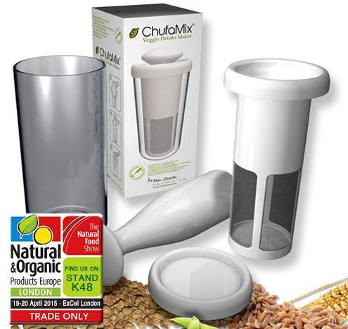 Chufamix Veggie Drinks Maker Milk Makers Nut Milk Seed Milk