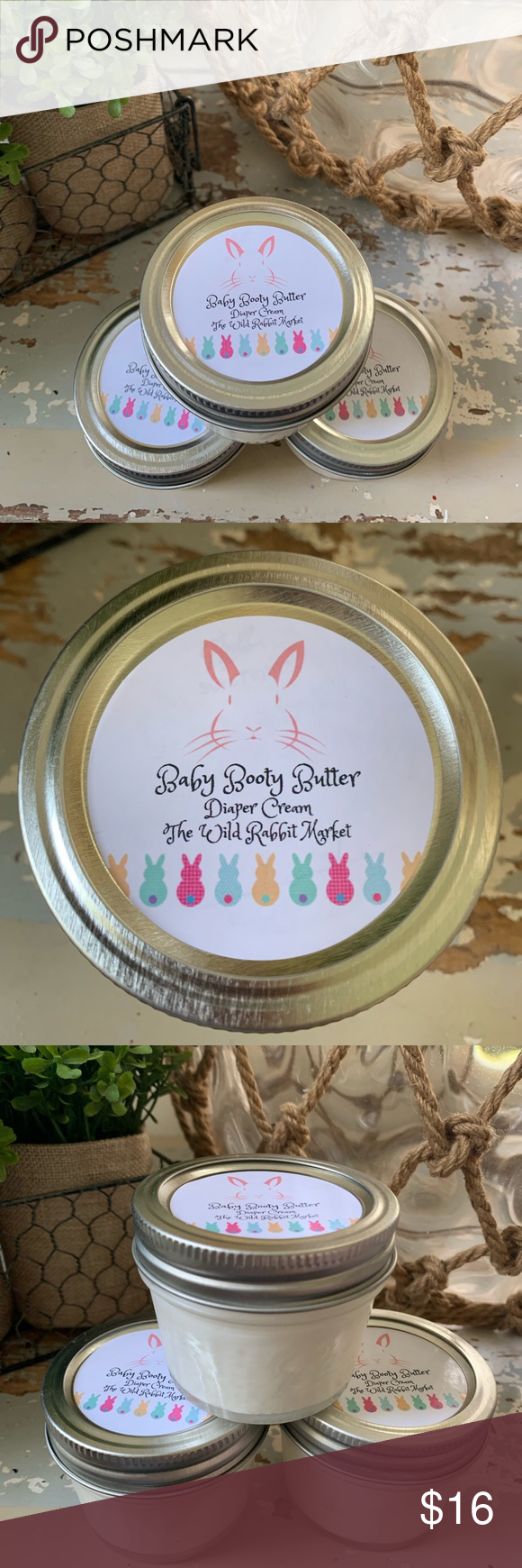 100 natural Diaper Cream Natural diapers, Diaper cream