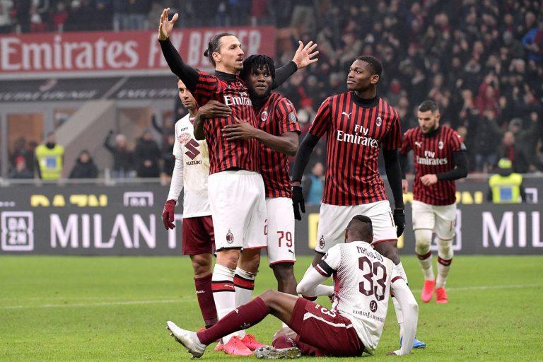 Soi Keo Milan Vs Torino 02h45 Ngay 18 2 Serie A Xemkeo Vn Ac Milan Torino Milan