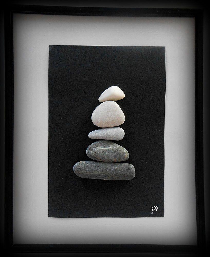 Make Your Own Pebble Art Frame Pebble Art Framed Art Glass Art Projects