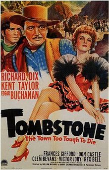 Download Tombstone: The Town Too Tough to Die Full-Movie Free