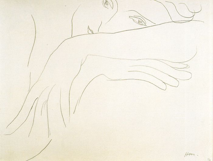 Continuous Line Drawing Famous Artists : Henri matisse drawings famous artwork and
