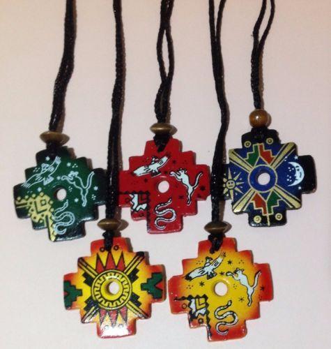 25 inka cross peru necklace chakana pendant ceramic variety of 25 inka cross peru necklace chakana pendant ceramic variety of colors aloadofball Images