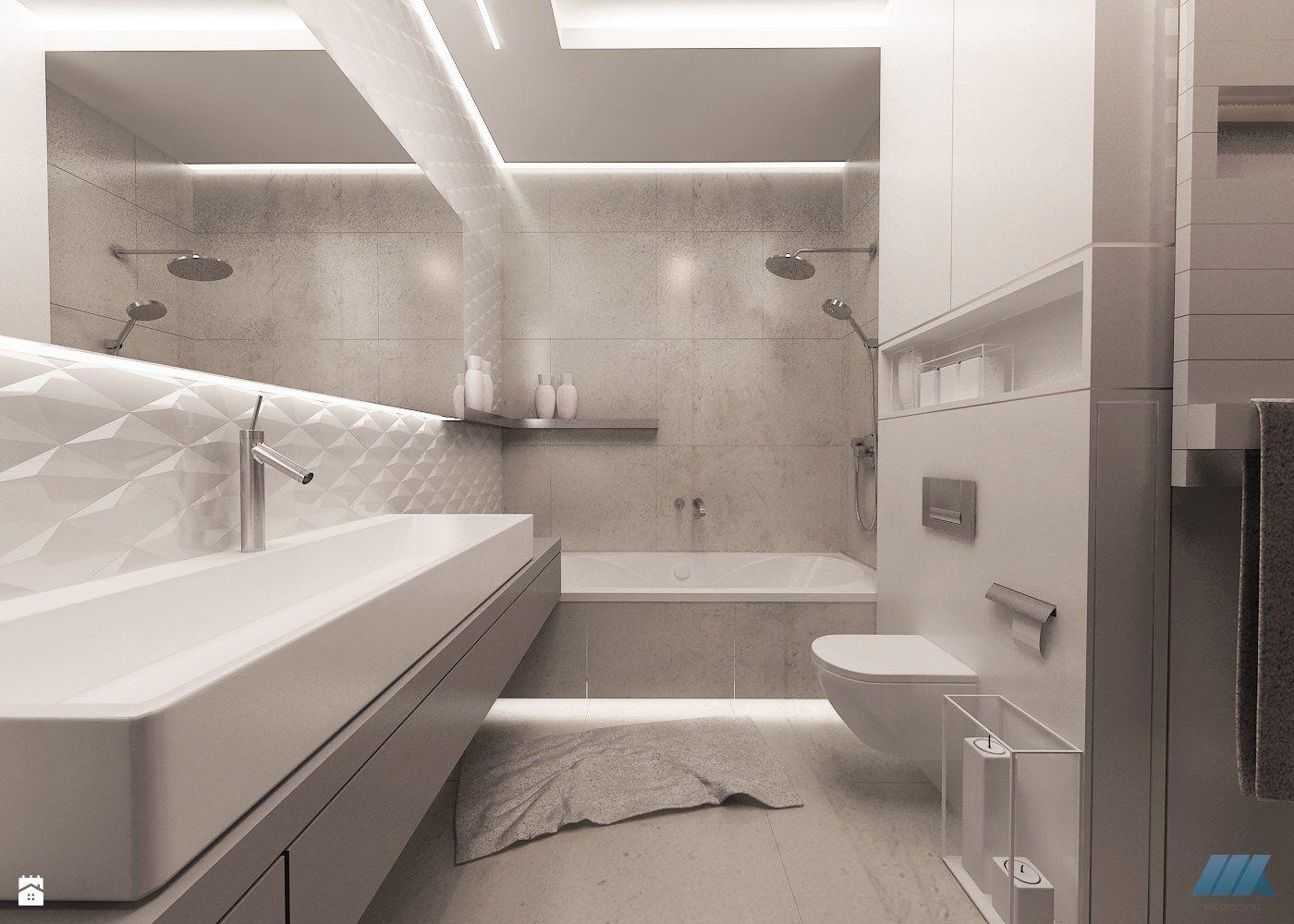 łazienka Styl Nowoczesny Zdjęcie Od Mkdesigner łazienka