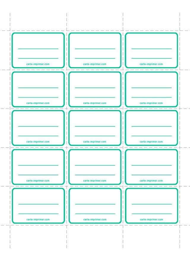 Etiquette imprimer gratuite verte tiquettes pinterest - Etiquette de table gratuite a imprimer ...