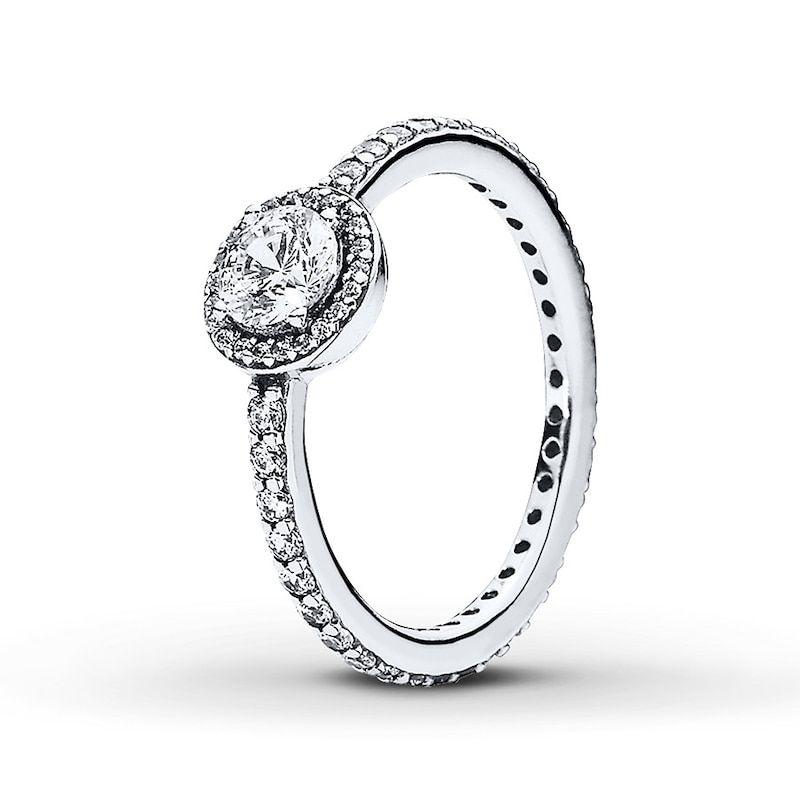 Pandora Ring Classic Beauty Sterling Silver Jared In 2020 Pandora Rings Sterling Silver Rings Promise Rings Pandora