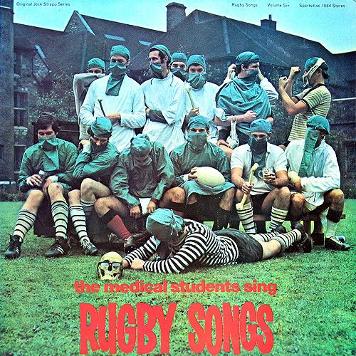 The Medical Students Rugby Songs Volume Six 1970 Vinyl Discogs Songs Medical Students Rugby