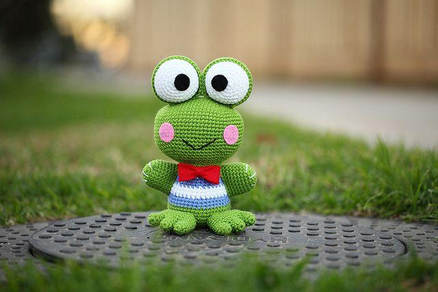 ranita amigurumi a crochet parte 1 - YouTube   Amigurumi, Crochet ...   427x640