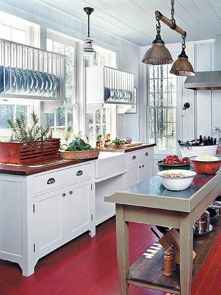 A Little About Me Farmhouse Kitchen Inspiration Kitchen Style