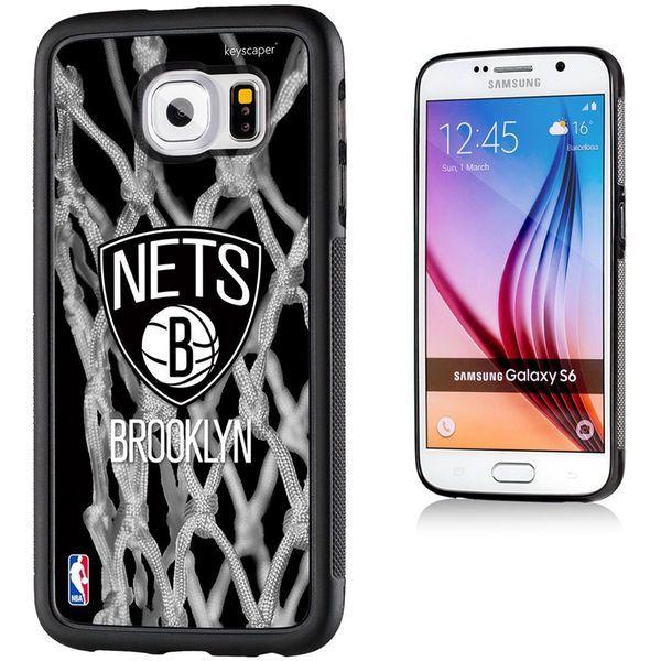 b9c86d7747a Brooklyn Nets Net 2 Galaxy S6 Bumper Case -  14.99