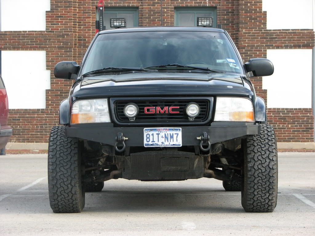 S-10 / Blazer Off-road bumpers and sliders for sale!! - S-10