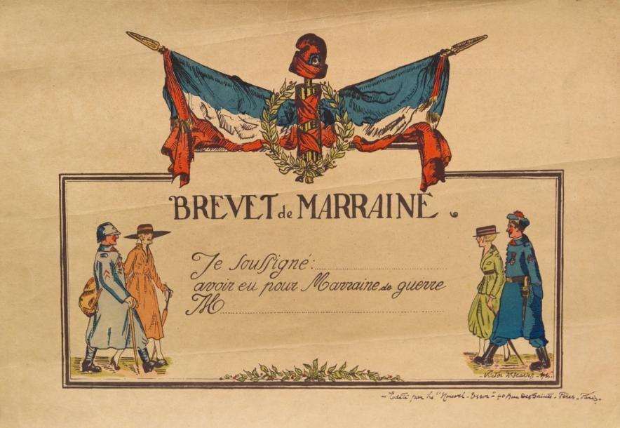 11 novembre 1918 : les femmes, ces oubliées de la Grande Guerre. 08f12424f5b1a780ceb6b465eeff2bec